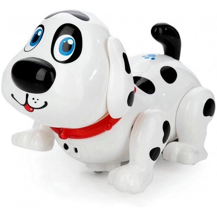 Интерактивная игрушка собачка Лакки - 7110