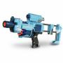 Пистолет с мягкими пулями и фонариком на батарейках BlazeStorm - ZC7083