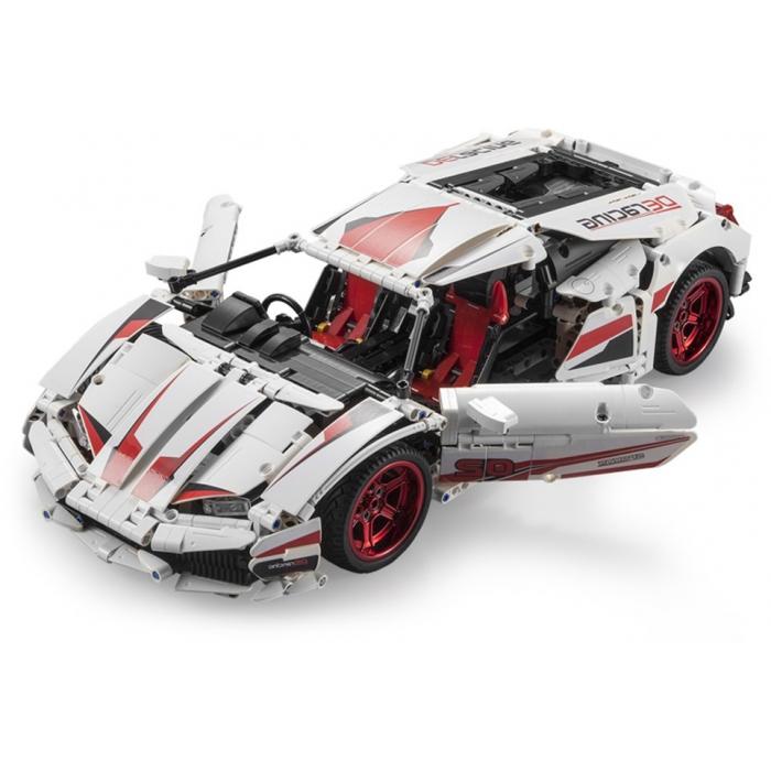 Конструктор CADA спортивный автомобиль Lamborghini LP610 (1696 деталей) - C61018W