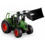 Радиоуправляемый сельскохозяйственный трактор с погрузчиком Double Eagle 1:16 2.4G - E356-003