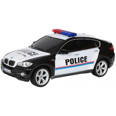 Радиоуправляемая машина BMW X6 POLICE 1:14 - 866-1401P-BLACK