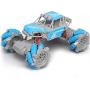 Радиоуправляемый дрифт краулер DIY из серии Сделай Cам - UD2200A-BLUE