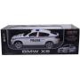 Радиоуправляемая машина BMW X6 POLICE 1:14 - 866-1401P-WHITE