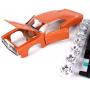 Сборная металлическая модель Maisto 1969 Dodge Charger R/T 1:24 - 39900