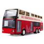 Радиоуправляемый двухэтажный автобус Double Eagle 1:18 2.4G - E640-003