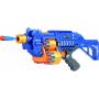 Автомат синий на батарейках с мягкими пулями - G2A