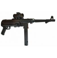 Автомат-пулемет Шмайсер с пружинным механизмом 48 см, пневматика - M40G