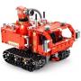 Радиоуправляемый конструктор CADA 2 в 1 пожарный робот-трансформер (538 деталей) - C51048W