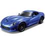 Сборная металлическая модель Maisto 2013 SRT Viper GTS 1:24 - 39900