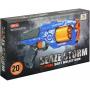 Пистолет BlazeStorm с мягкими пулями - 7092