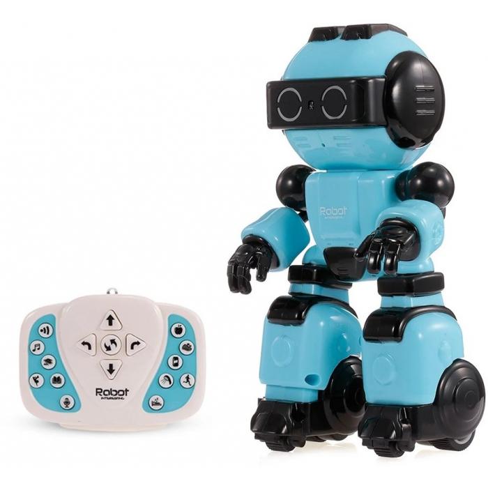 Радиоуправляемый робот Crazon (Синий) - CR-1802-3