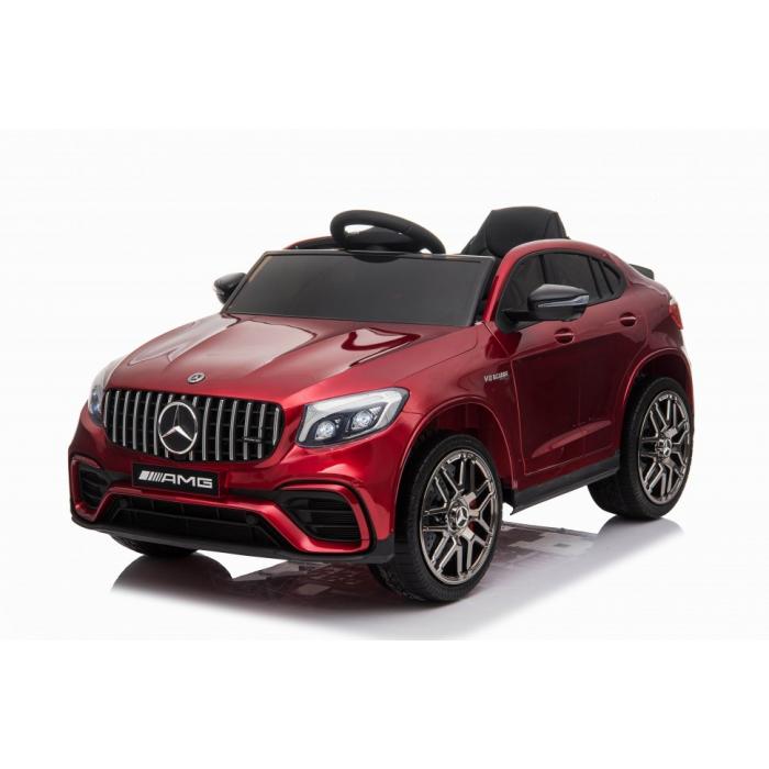 Электромобиль Mercedes-Benz GLC 63 AMG Red 12V - QLS-5688