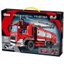 Конструктор QiHui Technic Пожарная машина 2 в 1 (1288 деталей, стреляет водой, пульт) - QH6805