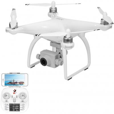 Квадрокоптер XK X1 FPV GPS c HD камерой 4K 5G и подвесом - XK-X1S-4K