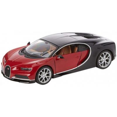 Сборная металлическая модель Maisto Bugatti Chiron 1:24 - 39900