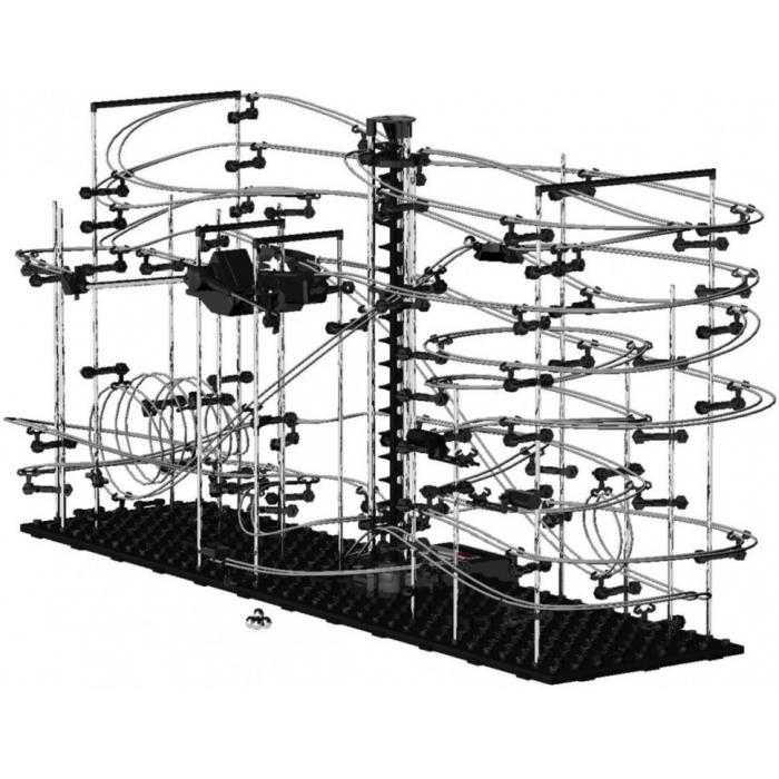 Динамический конструктор Космические горки уровень 5 - 231-5