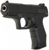 Пистолет металлический Walther P99 пневматика, 14 см - G.19