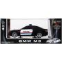 Радиоуправляемая машина BMW M3 Coupe POLICE 1:18 - 866-1803P-BLACK