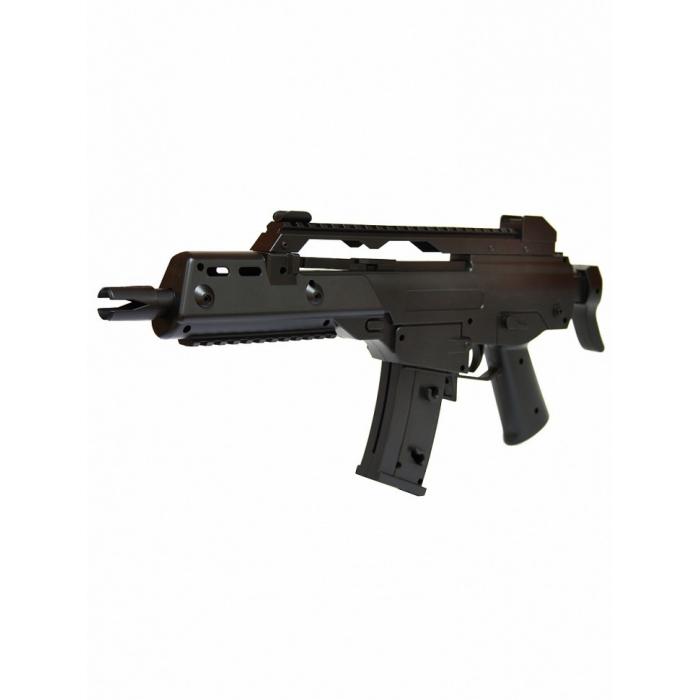 Автомат Heckler & Koch G36C 47 см, пневматика - M48F