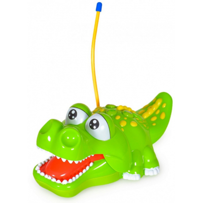 Радиоуправляемая игрушка Крокодил - JM-6619