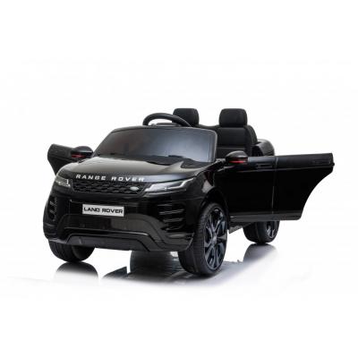 Детский электромобиль Land Rover Range Rover Evoque 4WD 12V - DK-RRE99-BLACK-PAINT