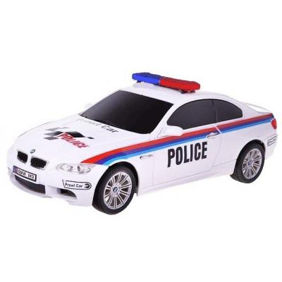Радиоуправляемая машина BMW M3 Coupe POLICE 1:18 - 866-1803P-WHITE