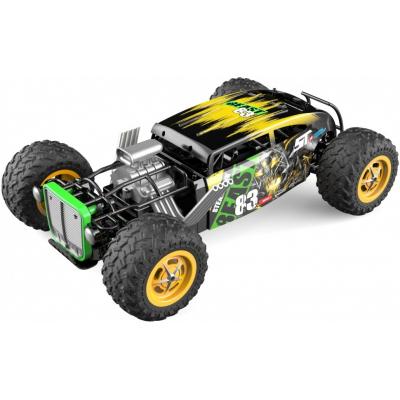 Радиоуправляемая машина CraZon Хот-род 4WD 1:12 - 333-GS19121-YELLOW