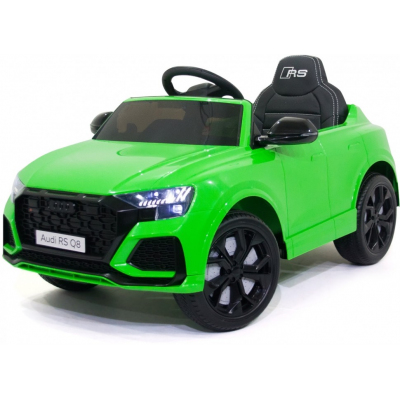Детский электромобиль Audi RS Q8 12V 2WD - HL518-LUX-GREEN