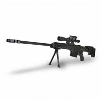 Винтовка Barret M82 c пружинным механизмом 93 см, пневматика - M99K