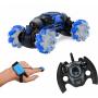 Радиоуправляемый внедорожник Твистер (часы + пульт) 1:16 - UD2196A-BLUE