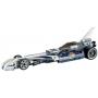 Конструктор DeCool гоночная машина с инерционным механизмом, 125 деталей - DL-3415