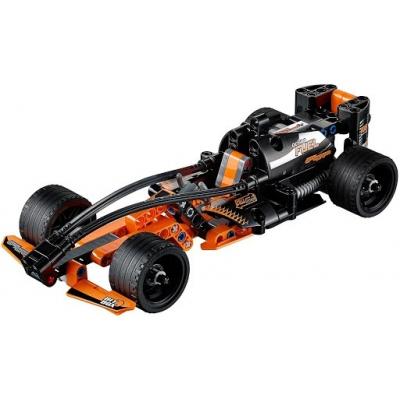 Конструктор DeCool гоночная машина с инерционным механизмом, 137 деталей - DL-3413