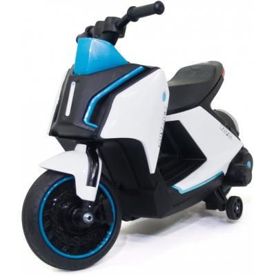 Детский электромобиль скутер BMW Concept Link Style 6V 2WD - HL700-2-WHITE