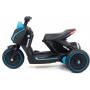 Детский электромобиль скутер трицикл BMW Concept Link Style 6V 2WD - HL700-3-BLACK