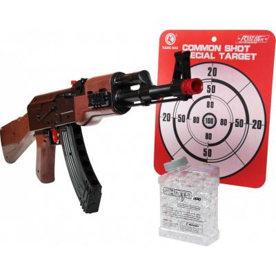 Автомат с гелевыми пулями (2 режима стрельбы, аккумулятор) - S8211A