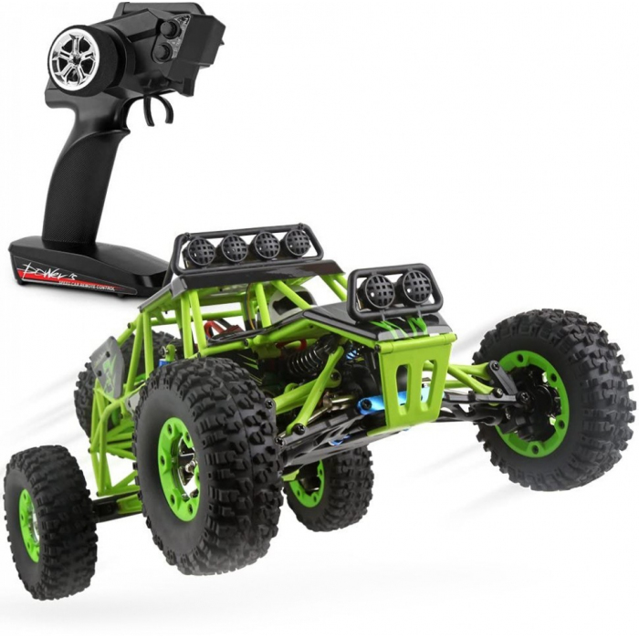 Радиоуправляемый Дезерт-багги WLToys 4WD 1:12 2.4G - WLT-12427