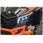 Детский электромобиль XMX Багги (оранжевый, MP4, EVA, 4WD, 24V) - XMX613-4WD-24V-ORANGE-MP4