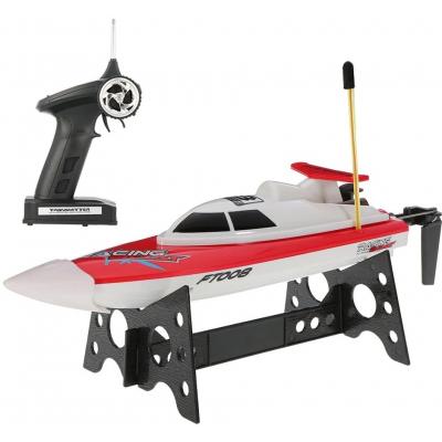 Радиоуправляемый катер Fei Lun Red High Speed Boat - FT008