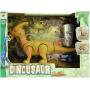 Радиоуправляемый динозавр Feilun Паразауролоф (33 см, свет, звук, акб) - FK006B