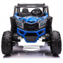Детский электромобиль XMX Багги (синий, EVA, 4WD, 24V) - XMX613-4WD-24V-BLUE