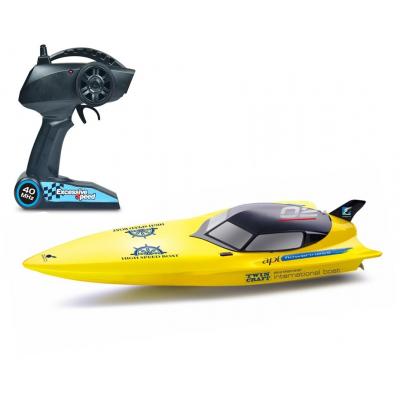 Радиоуправляемый катер Create Toys Yellow Cruel (74 см, 15 км/ч) - CT-2062K-YELLOW