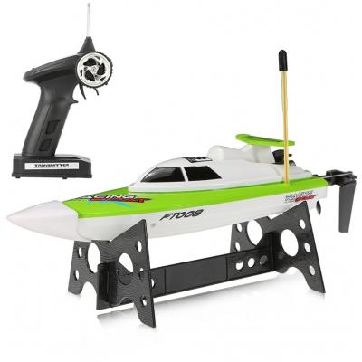 Радиоуправляемый катер Fei Lun Green High Speed Boat - FT008-GREEN