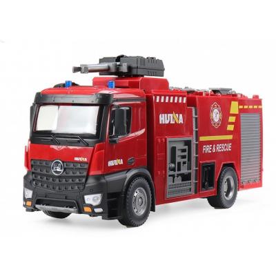Радиоуправляемая пожарная машина Hui Na Toys масштаб 1:14 2.4G - HN1562