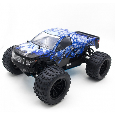 Радиоуправляемый джип HSP Nitro Truck 4WD 1:10 2.4G - 94188-88069