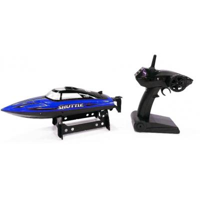 Радиоуправляемый катер HENDEE Blue Shadow Storm (32 см, 25 км/ч) - 2008
