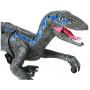 Радиоуправляемый динозавр SUNMIR Велоцираптор (зеленый), звук, свет - SM180-B