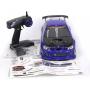 Радиоуправляемый автомобиль для дрифта HSP Flying Fish 1 LED фары 4WD 1:10 2.4G - 94123T-12340-BL