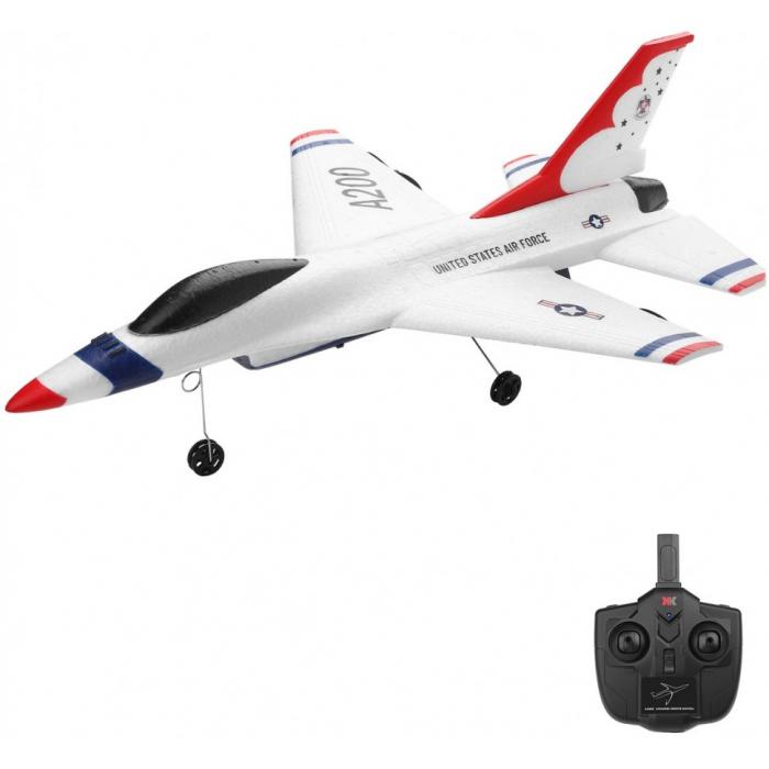 Радиоуправляемый самолет XK F-16B - XK-A200