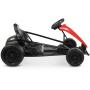Детский электромобиль дрифт картинг (красный, 15 км/ч, 24V) - SX1968S-RED