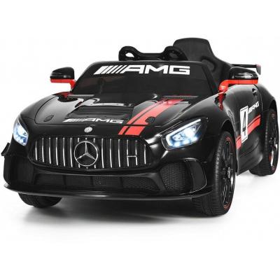 Детский электромобиль Hollicy Mercedes GT4 AMG Carbon Black 12V - SX1918S-BLACK-PAINT